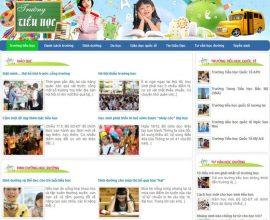 Trường tiểu học - Giáo dục tiểu học