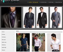 Thời trang - Phong cách quý ông