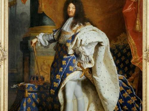 Vua Louis 14 và đôi giày thương hiệu của nước Pháp