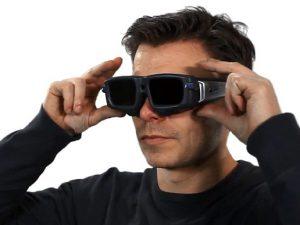 Kính 3D của SMI có thể theo dõi chuyển động của đôi mắt