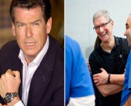 Apple có thể sẽ tung ra đồng hồ thông minh chạy iOS.