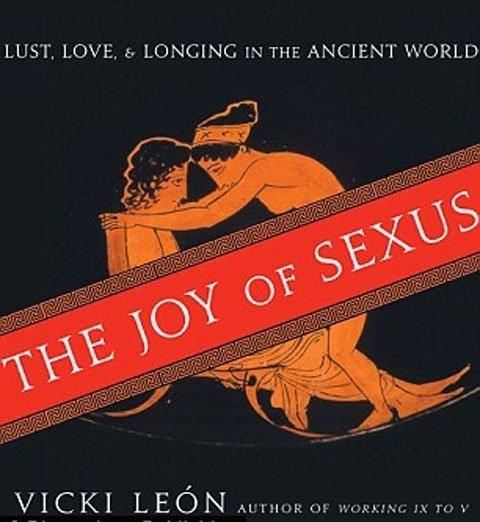 Bìa cuốn sách mới phát hành của tác giả Vicki Leon.