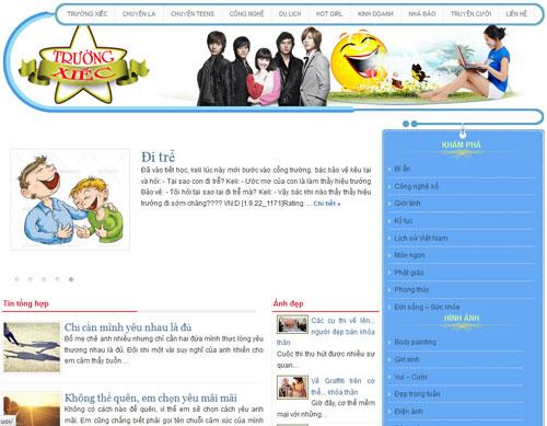 truongxiec.com