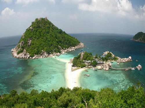 canh dep thai lan