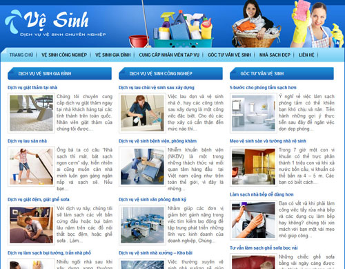vesinh.com