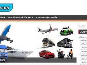 Dịch vụ vận chuyển - Vận tải hàng hóa trọn gói, giá rẻ