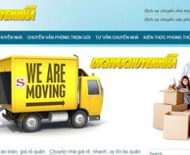 Dịch vụ chuyển nhà, chuyển văn phòng - Tư vấn chuyển dọn