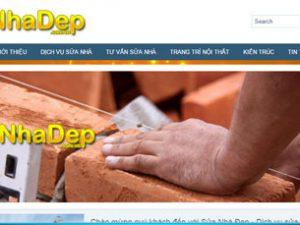 Dịch vụ sửa nhà - Tư vấn sửa nhà - Trang trí nội thất