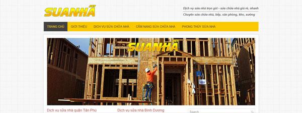 Sửa nhà giá tốt