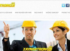 Sửa nhà - Xây sửa nhà chuyên nghiệp