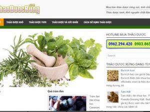 Thảo dược rừng và sức khỏe - Mua bán thảo dược