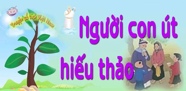 Gương hiếu thảo người Việt