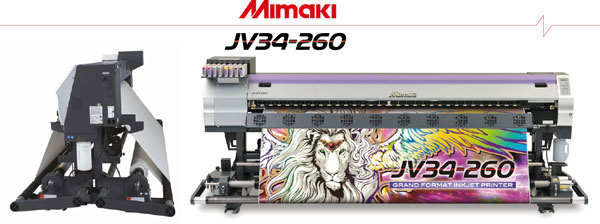 Máy cắt decal Mimaki JV34-260