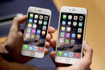 iPhone 6, iPhone 6 Plus đã qua sử dụng xuất hiện hàng … Móng Cái