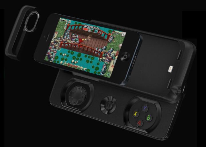 Tay cầm chơi game Junglecat của hãng Razer dành cho điện thoại iPhone 5, 5S - 2