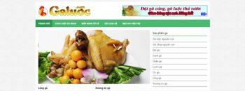 Đặt gà cúng, gà luộc thả vườn - Gà ta luộc ngon