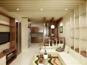 Giải pháp bài trí không gian nhà đẹp