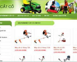 Máy cắt cỏ - Mua bán máy cắt cỏ cầm tay, đẩy tay, chạy điện tự động
