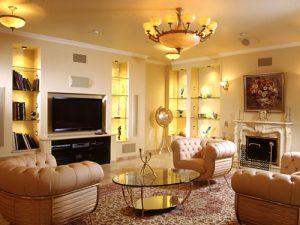 Những nguyên tắc cần lưu ý khi trang trí nội thất nhà ở