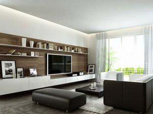 Trang trí nội thất nhà ở theo phong cách hiện đại