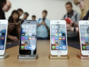 iPhone SE đang trong tình trạng cháy hàng ở nhiều thị trường