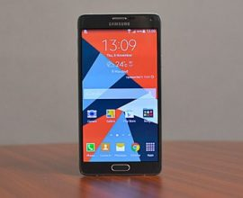 Samsung Galaxy Note 4 Smartphone Android tốt nhất một thời!