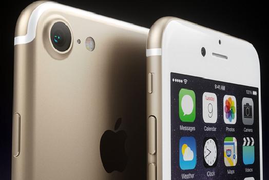 iPhone 7 sẽ trang bị camera to và hơi lồi