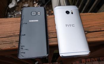 Galaxy S7 và HTC 10 – Smartphone nào bền hơn?