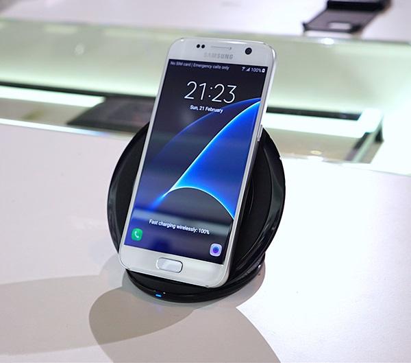 Đây là điểm cộng lớn của sản phẩm Samsung Galaxy S7 mới ra mắt.