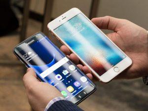 16 triệu đồng - chọn Samsung Galaxy S7 hay Iphone 6S