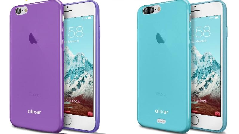 iPhone 7 và iPhone 7 Plus với ngoại hình bắt mắt