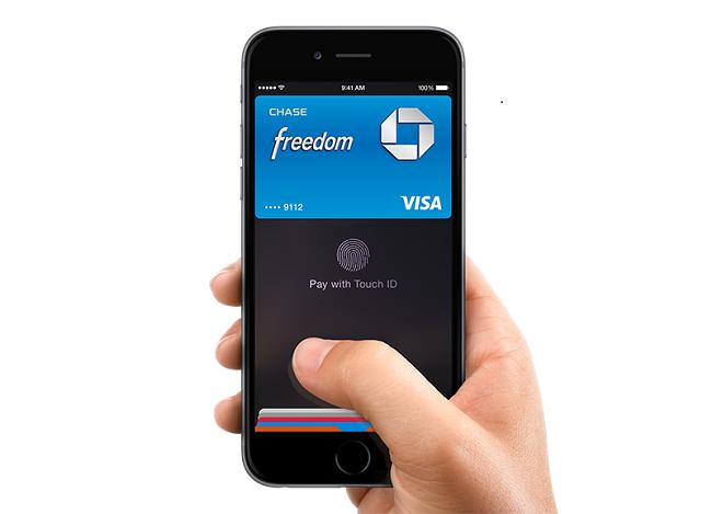 NFC được trang bị trên iPhone 6