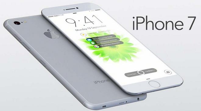 Nhiều hình ảnh về iPhone 7 xuất hiện thời gian qua.