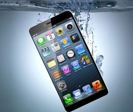 iPhone 7 sẽ có thêm tính năng chống nước.