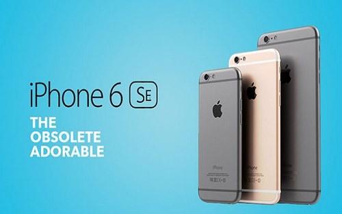 Sẽ là iPhone 6SE khá bất ngờ.