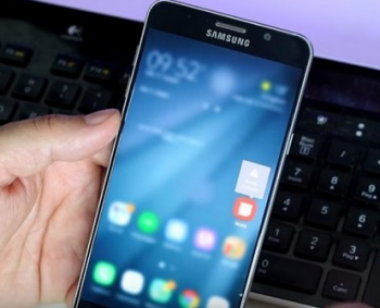 Rò rỉ giao diện TouchWiz trên Galaxy Note 7