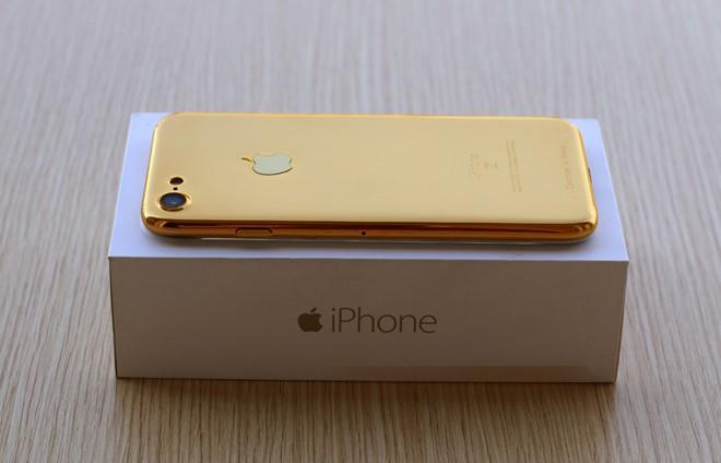 Để nhận được iPhone 7 siêu sang trong thời gian sớm nhất.